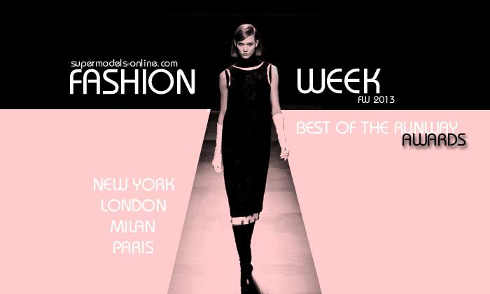 Supermodels Online Com Fashion Week Runway Awards London Fashion Week Fall 2013