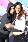 Adriana and Alessandra