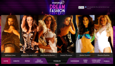 Dream Fashion Tour 2011