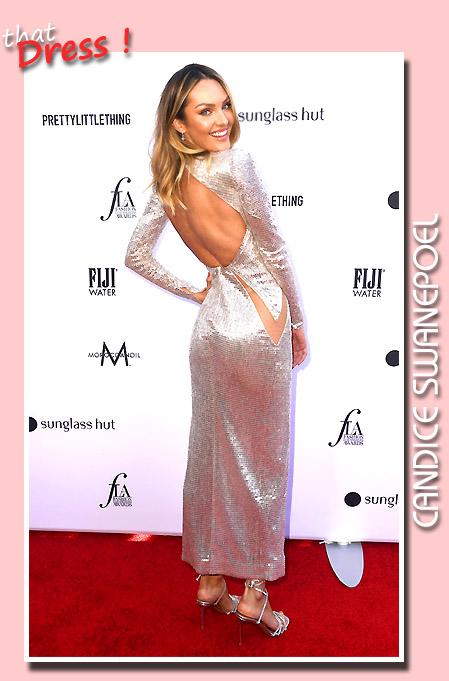Supermodels Online Com Candice Swanepoel New York Fashion Week 2019