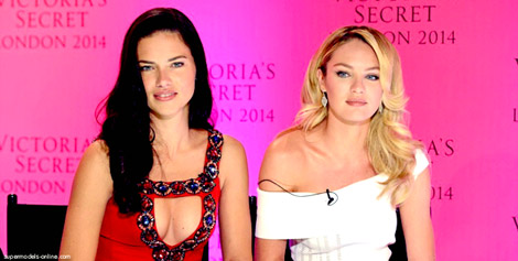 Candice and Adriana