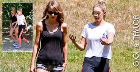 Gigi and Taylor