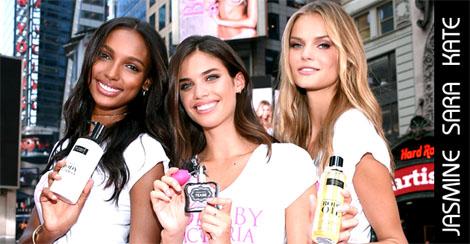 Jasmine, Sara, Kate