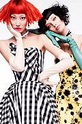 Soo Joo and Emily